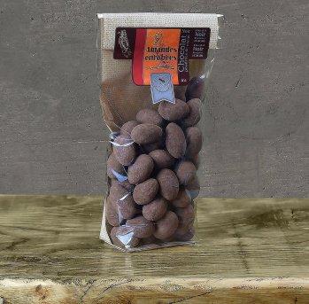 Almond with chocolate Arnaud Soubeyran