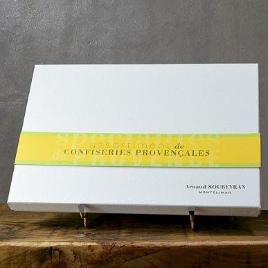 Boite luxe confiseries - 678gr