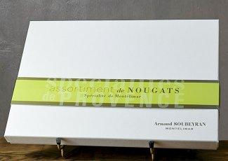 Boite luxe nougats - 756gr