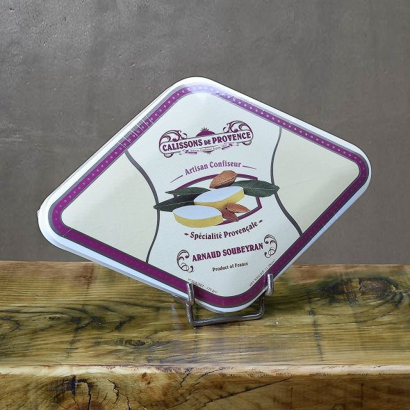 Calisson de Provence - boite 320gr blanche