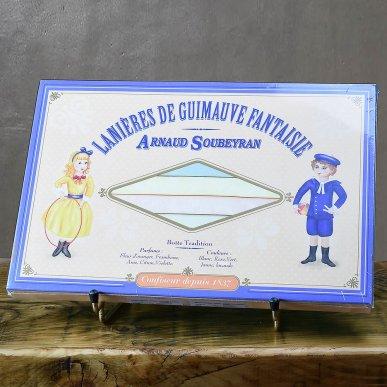 Lanières de guimauve – boite 11 lanières