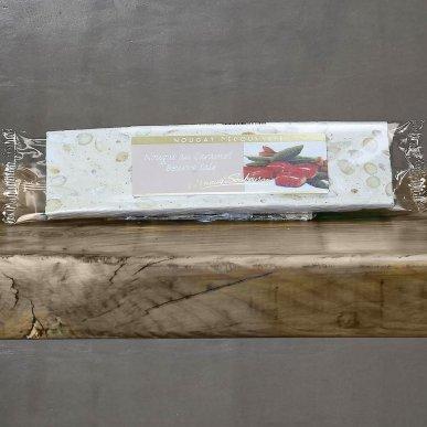 Nougat au caramel - barre 100gr