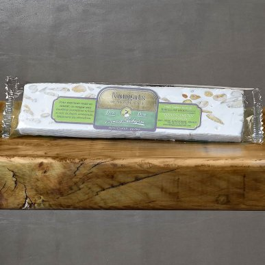 Nougat de Montélimar dur - barre 100gr