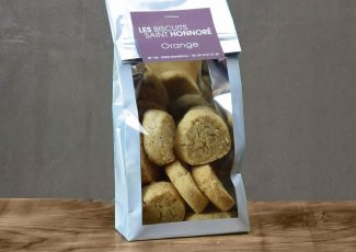 """""""L'épicé"""" biscuit à l'orange - sachet 140gr"""