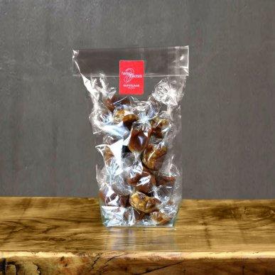 Caramel beurre salé fruits secs - sachet 200gr