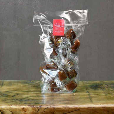 Caramel orange gingembre - sachet 200gr