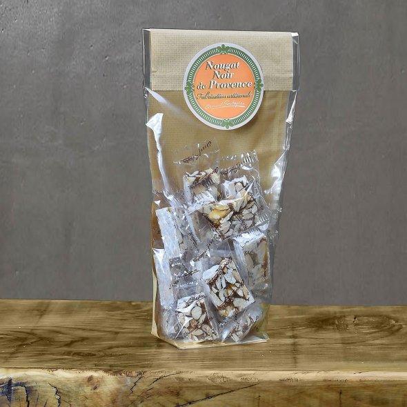 Nougat noir de Provence - sachet domino 150gr