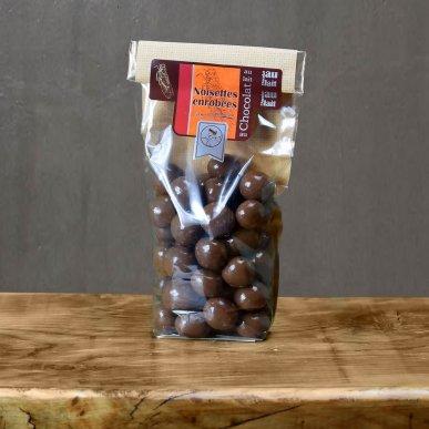 Noisette au chocolat au lait - sachet 180gr