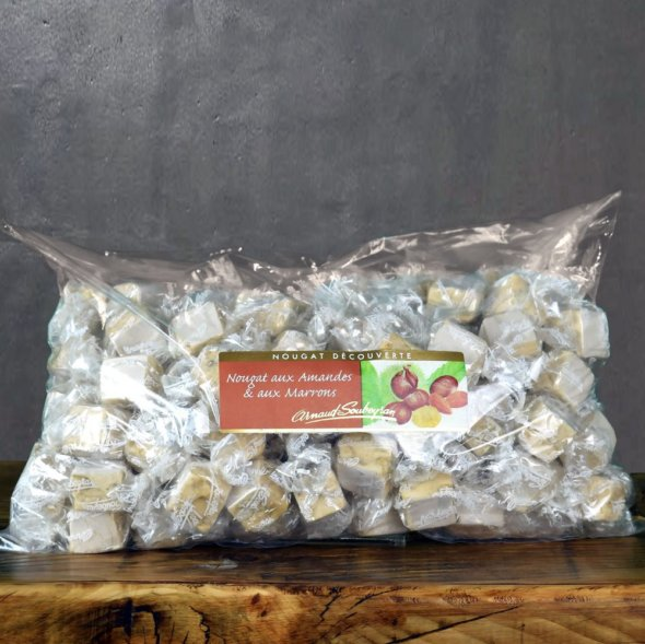 Nougat aux Marrons - Vrac 1kg