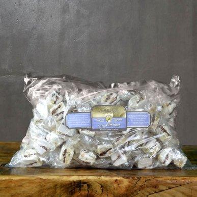 Nougat de Montélimar tendre - vrac papillote 1kg