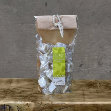 Nougat sans sucre ajoutés- sachet 150gr