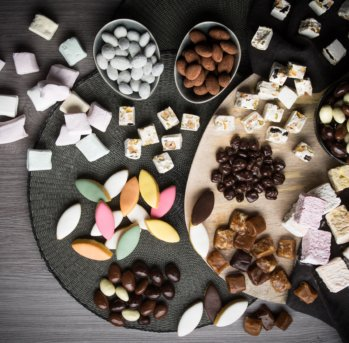 Confectionery assortments Arnaud Soubeyran